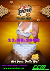 1.CcM BEER PONG Turnier 2008