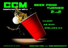 6.CcM BEER PONG Turnier 2017